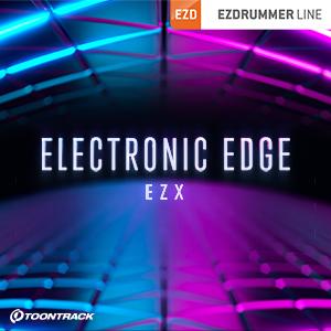 TOONTRACK/EZX - ELECTRONIC EDGE【オンライン納品】【在庫あり】