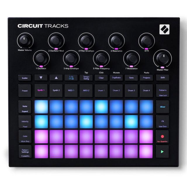 novation/Circuit Tracks