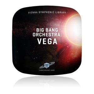 Vienna Symphonic Library/BIG BANG ORCHESTRA: VEGA【オンライン納品】【~5/31 期間限定特価キャンペーン】