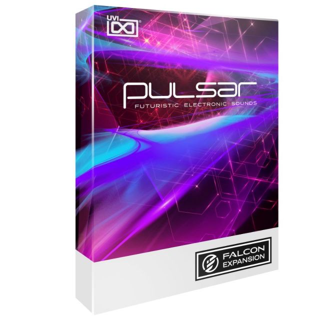 UVI/Pulsar for Falcon【オンライン納品】