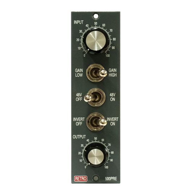 Retro Instruments/500PRE