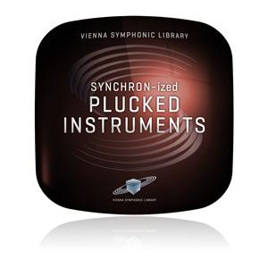 Vienna Symphonic Library/SYNCHRON-IZED PLUCKED INSTRUMENTS【~2/28 期間限定特価キャンペーン】