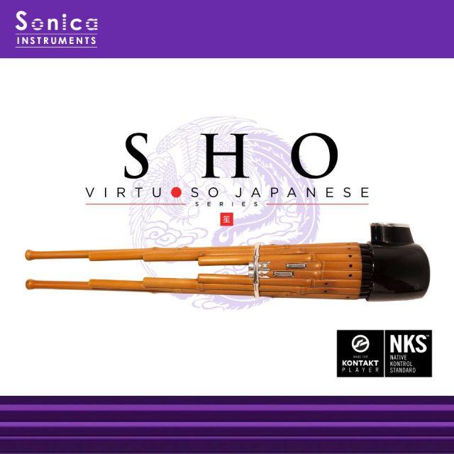 Sonica Instruments/SHO(笙)【オンライン納品】【在庫あり】