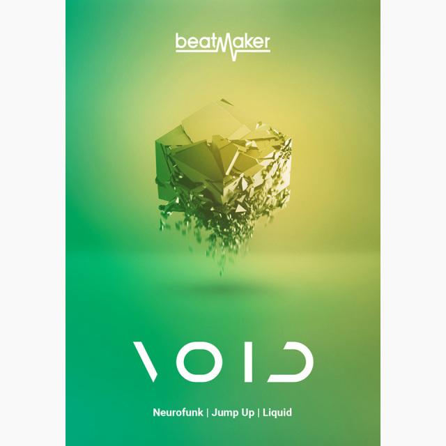 UJAM/BEATMAKER - VOID【オンライン納品】【在庫あり】