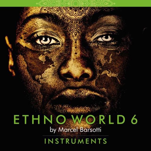 BEST SERVICE/ETHNO WORLD 6 INSTRUMENTS【ダウンロード版】【オンライン納品】【在庫あり】