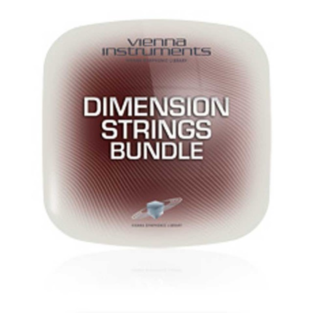 Vienna Symphonic Library/DIMENSION STRINGS BUNDLE