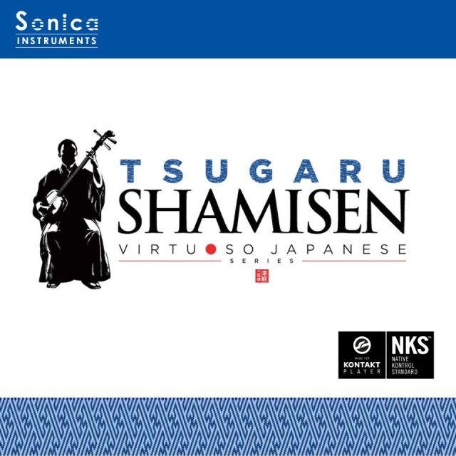 Sonica Instruments/TSUGARU SHAMISEN【オンライン納品】【在庫あり】