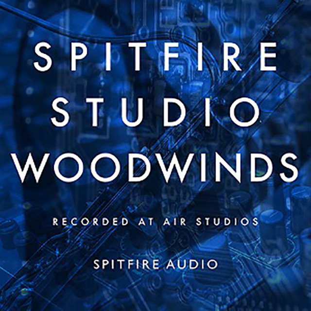 SPITFIRE AUDIO/SPITFIRE STUDIO WOODWINDS【オンライン納品】