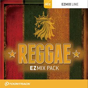 TOONTRACK/EZMIX2 PACK - REGGAE【オンライン納品】【在庫あり】