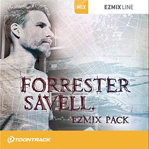 TOONTRACK/EZMIX2 PACK - FORRESTER SAVELL【オンライン納品】【在庫あり】