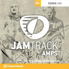 TOONTRACK/EZMIX2 PACK - JAMTRACK AMPS【オンライン納品】【在庫あり】