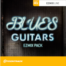 TOONTRACK/EZMIX2 PACK - BLUES GUITARS【オンライン納品】【在庫あり】
