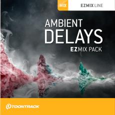 TOONTRACK/EZMIX2 PACK - AMBIENT DELAYS【オンライン納品】【在庫あり】