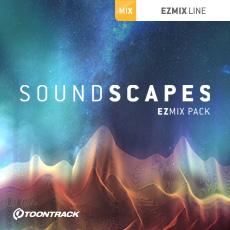TOONTRACK/EZMIX2 PACK - SOUNDSCAPES【オンライン納品】【在庫あり】