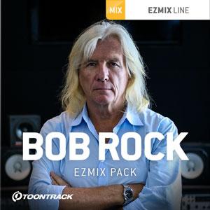TOONTRACK/EZMIX2 PACK - BOB ROCK【オンライン納品】【在庫あり】