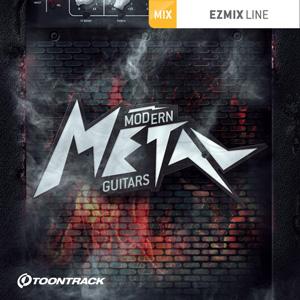 TOONTRACK/EZMIX2 PACK - MODERN METAL GUITARS【オンライン納品】【在庫あり】