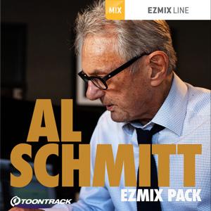 TOONTRACK/EZMIX2 PACK - AL SCHMITT【オンライン納品】【在庫あり】