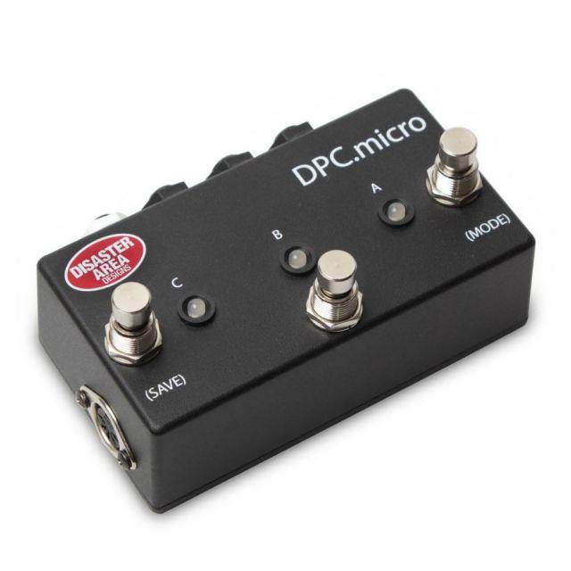 DISASTER AREA DESIGN/DPC micro
