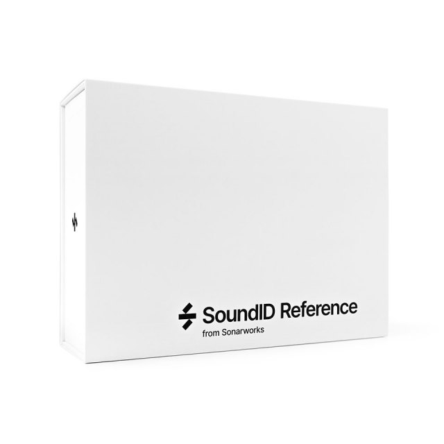 Sonarworks/SoundID Reference for Speakers & Headphones with Measurement Microphone box