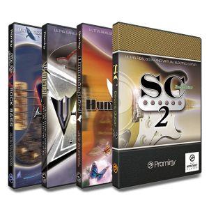 Prominy/Hummingbird & V-METAL & SR5 Rock Bass 2 & SC コンプリートバンドル 【オンライン納品】