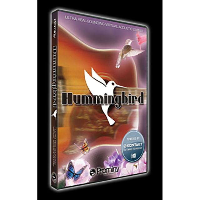 Prominy/Hummingbird & SR5 Rock Bass 2 スペシャルバンドル【オンライン納品】