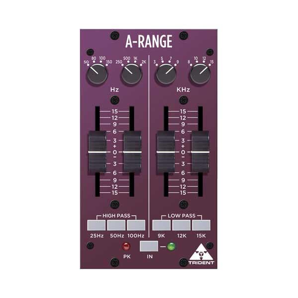Trident Audio Development/A-RANGE 500EQ【在庫あり】