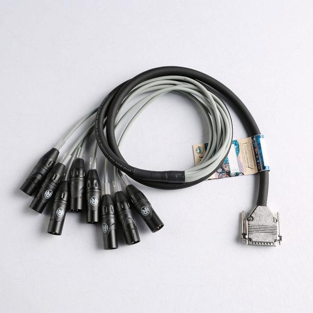 Reference Cables/RSC8 25Dsub/8XLRM 1.5m【在庫あり】【数量限定特価キャンペーン】