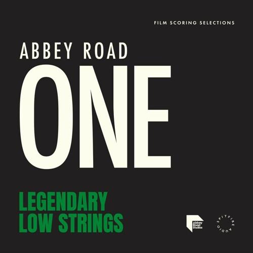 SPITFIRE AUDIO/ABBEY ROAD ONE: LEGENDARY LOW STRINGS【オンライン納品】