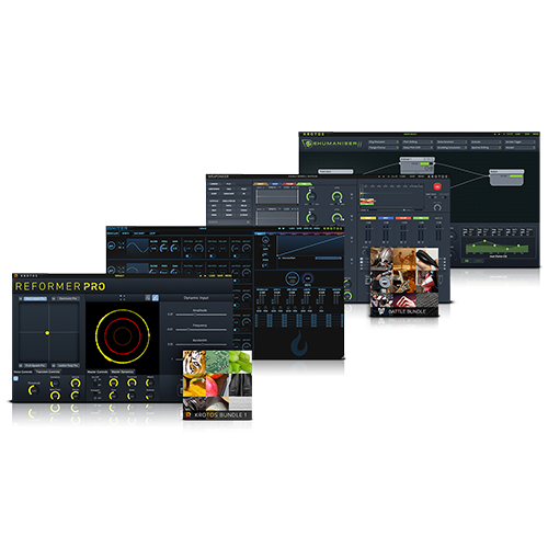 KROTOS/Sound Design Bundle 2