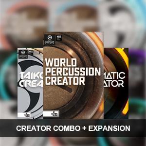 In Session Audio/CREATOR COMBO + EXPANSION【~4/12 期間限定特価キャンペーン】【オンライン納品】【在庫あり】