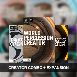 In Session Audio/CREATOR COMBO + EXPANSION【オンライン納品】【在庫あり】