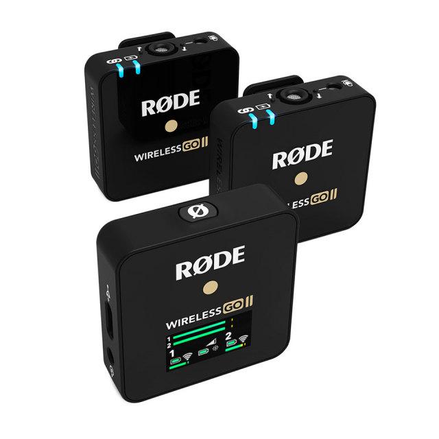 RODE/Wireless GO II【在庫あり】