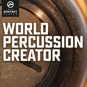 In Session Audio/WORLD PERCUSSION CREATOR【オンライン納品】