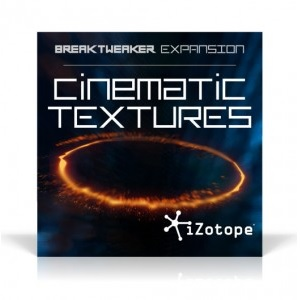 iZotope/BreakTweaker Expansion: Cinematic Textures【オンライン納品】