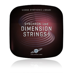 Vienna Symphonic Library/SYNCHRON-IZED DIMENSION STRINGS 1