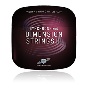 Vienna Symphonic Library/SYNCHRON-IZED DIMENSION STRINGS 3