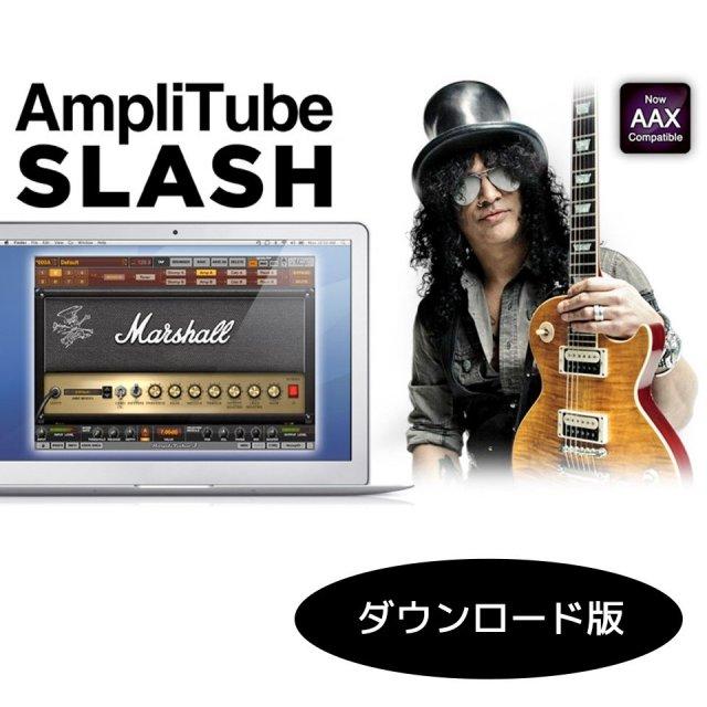 IK Multimedia/AmpliTube Slash【ダウンロード版】【オンライン納品】