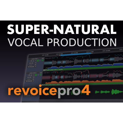SynchroArts/Revoice Pro 4【オンライン納品】【在庫あり】