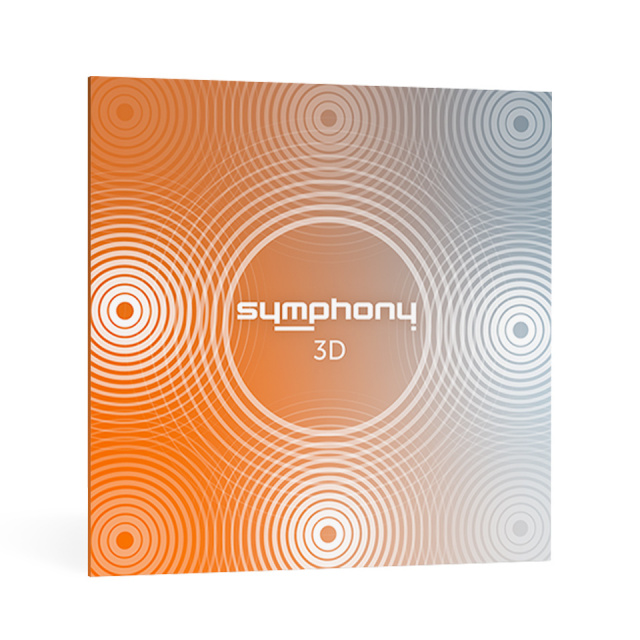 EXPONENTIAL AUDIO/Symphony 3D【期間限定特価キャンペーン】【オンライン納品】