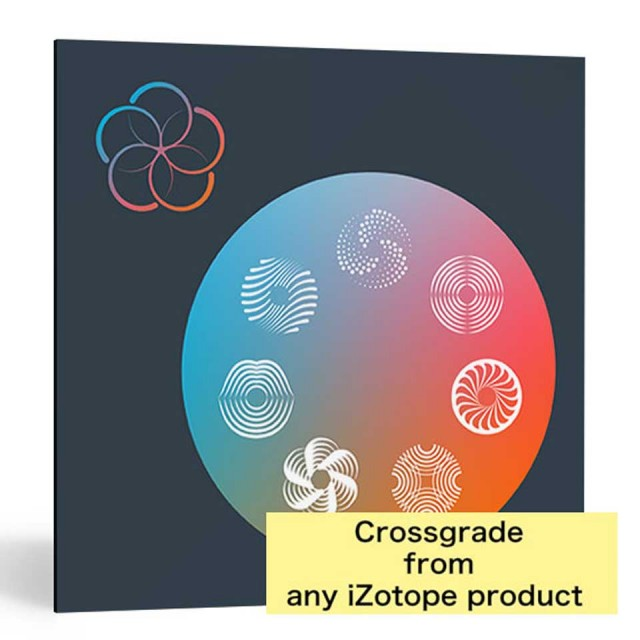iZotope/Music Production Suite 2.1: Crossgrade from any iZotope product (including Elements)【期間限定特価キャンペーン】【オンライン納品】