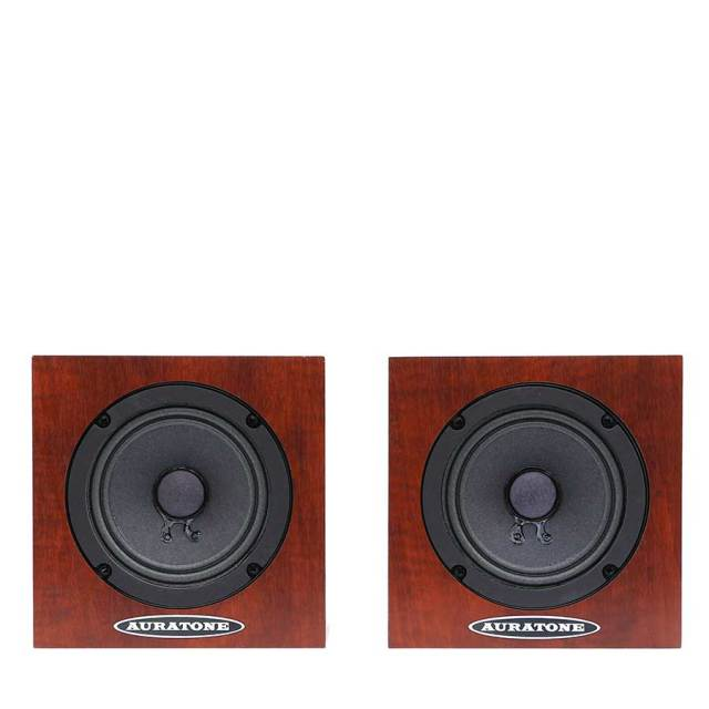 Auratone/5C Super Sound Cube(woodgrain)