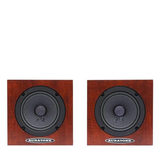 Auratone/5C Super Sound Cube(woodgrain)