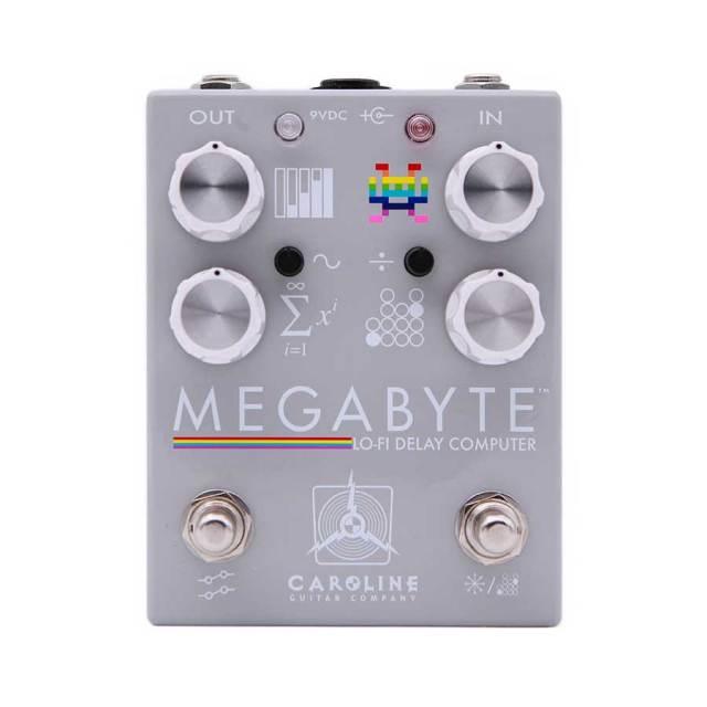 Caroline Guitar Company/MEGABYTE