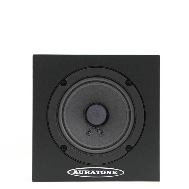 Auratone/5C Super Sound Cube Single(black)
