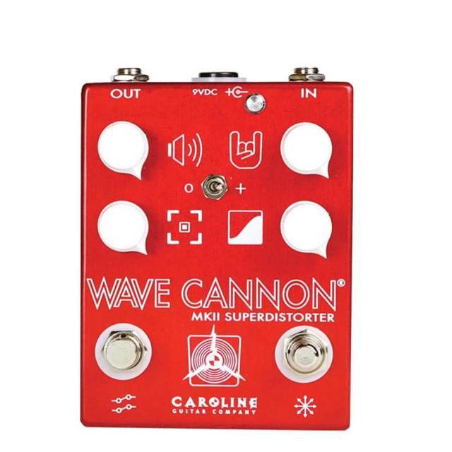 Caroline Guitar Company/WAVE CANNON mk2