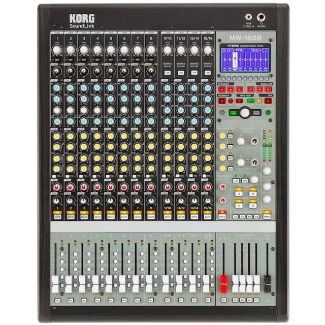 KORG/MW-1608 BK
