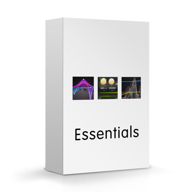 FabFilter/Essentials Bundle【オンライン納品】