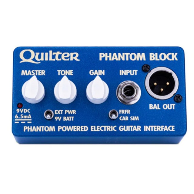 Quilter/Phantom Block【在庫あり】