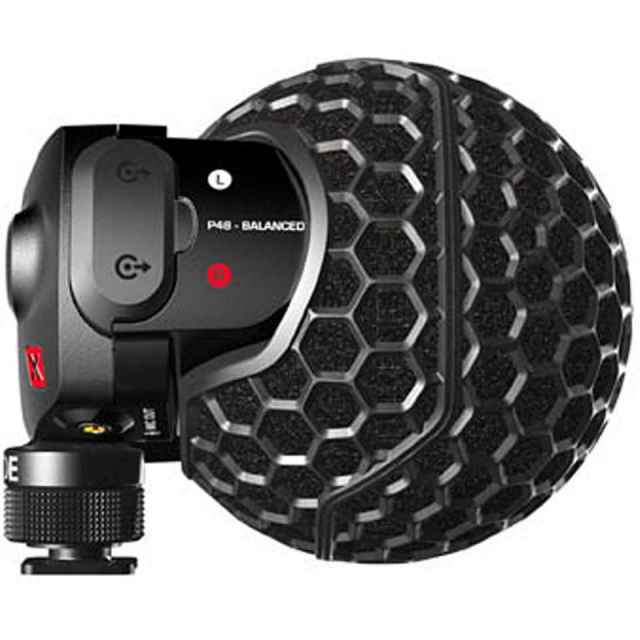 RODE/Stereo VideoMic X