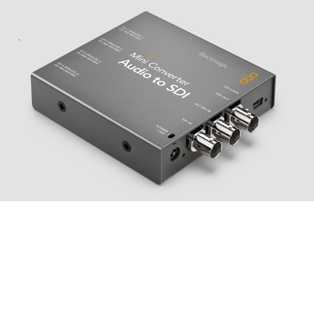 Blackmagic Design/Mini Converter - Analog to SDI 2